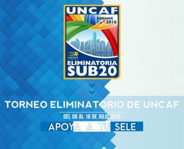 CALENDARIO DE JUEGOS SELECCION DE GUATEMALA EN EL ELIMINATORIO SUB 20 DE UNCAF