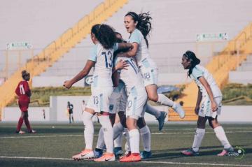 Selección Sub 20 femenina vence a Cuba y va por el primer lugar de Torneo Sub 20 UNCAF FIFA FORWARD