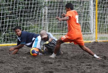 DOMINGO 9 DE FEBRERO INICIA LA FIESTA DEL  FUTBOL PLAYA EN GUATEMALA