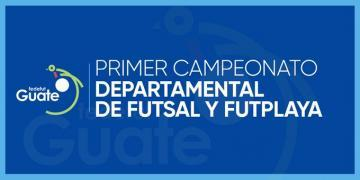 CAMPEONATO DEPARTAMENTAL DE FUTSAL / CALENDARIO FASE FINAL