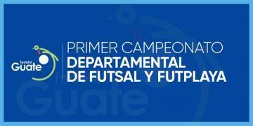 CAMPEONATO DEPARTAMENTAL DE FUTPLAYA / CALENDARIO FASE FINAL