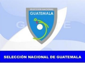 NOMINA OFICIAL SELECCIÓN NACIONAL DE GUATEMALA  ANTE TRINIDAD Y TOBAGO