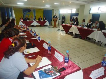GUATEMALA SERA SEDE DE CURSO UNCAF PARA ARBITRAS Y ARBITRAS ASISTENTES EN PROYECCION