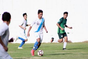 SELECCIÓN SUB 15 DE GUATEMALA COMPETIRÁ EN EL CAMPEONATO DE NIÑOS DE CONCACAF 2019