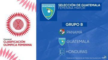 SELECCIÓN FEMENINA YA TIENE RIVALES A VENCER EN TORNEO CLASIFICATORIO DE CONCACAF RUMBO A TOKIO 2020