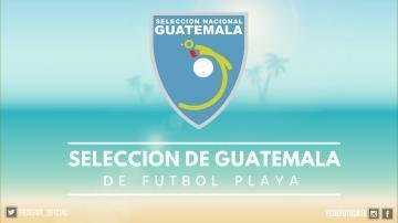 SELECCION FUTBOL PLAYA / MICROCICLO No. 2-2019 / 26 y 27 DE ENERO 2019
