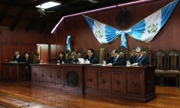 Opinión consultiva de la Corte de Constitucionalidad que NO advierte vicios de inconstitucionalidad