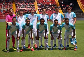 GUATEMALA VENCE DE VISITA A COSTA RICA 0 - 2 / ELIMINATORIA OLÍMPICA DE CONCACAF
