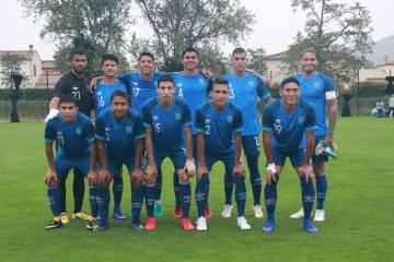 GUATEMALA FINALIZA EN DÉCIMO LUGAR EN EL TORNEO MAURICE REVELLO