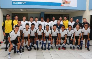 CONVOCATORIA SELECCION SUB 17 / CAMPAMENTO DE PREPARACION AL PREMUNDIAL SUB 17 DE CONCACAF