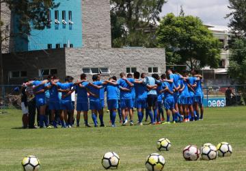 Selección Sub 23 de Guatemala lista para enfrentar a Costa Rica