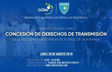 BASES DE CONCESIÓN DE DERECHOS DE TRANSMISIÓN