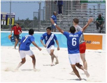 Nomina Selección Fútbol Playa de Guatemala - Copa Centroamericana de Fútbol Playa 2016 UNCAF