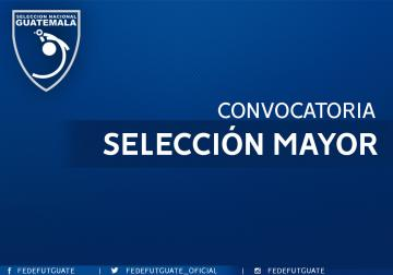 SELECCION MAYOR / CONVOCATORIA MORFOCICLO No. 1 / DEL 14 AL 16 DE ENERO DE 2019
