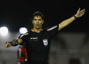 ARBITROS PARA AMISTOSO INTERNACIONAL PARAGUAY VS. GUATEMALA