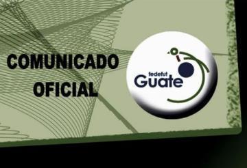 COMUNICADO DE PRENSA - FEDEFUT - NOTIFICACION A FIFA FALLO EMITIDO ASAMBLEA EXTRAORDINARIA CDAG