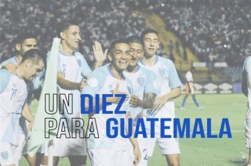 HISTORICA VICTORIA DE GUATEMALAL 10 - 0